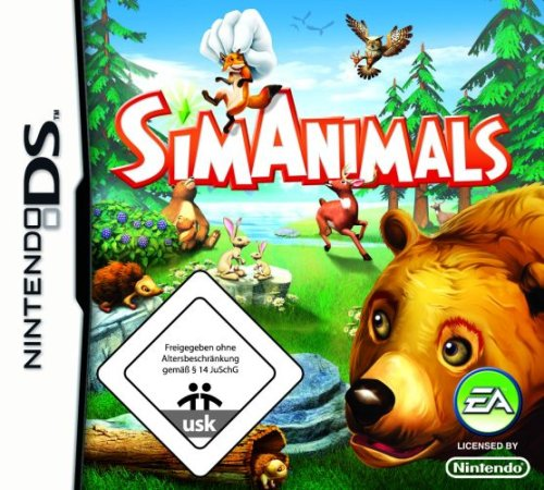 Electronic Arts  SimAnimals, Nintendo DS