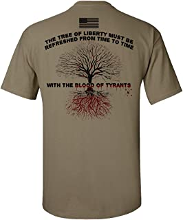 Blood of Tyrants T-Shirt - Coyote Tan