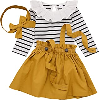 Best striped ruffle romper Reviews