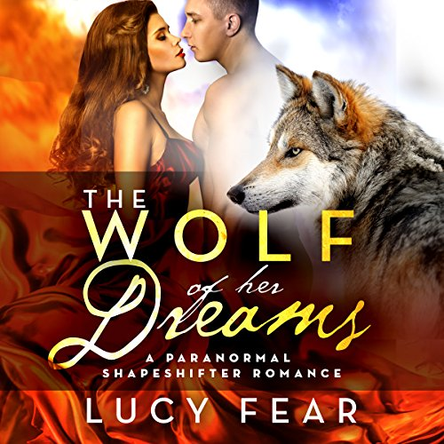 The Wolf of Her Dreams audiobook cover art