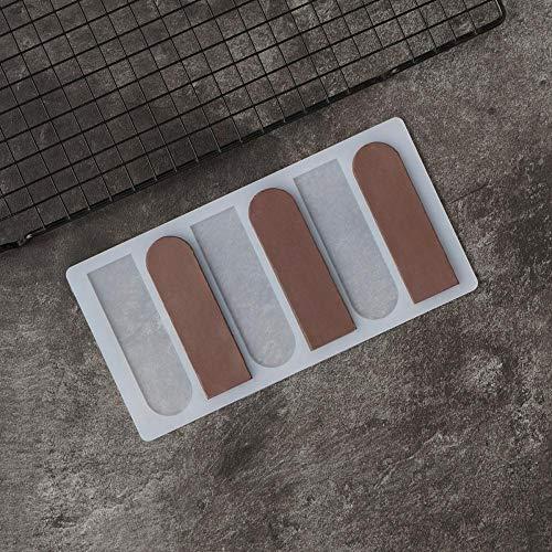 MNBV ronde kop vorm chocolade sjabloon vorm taart rand decoratie
