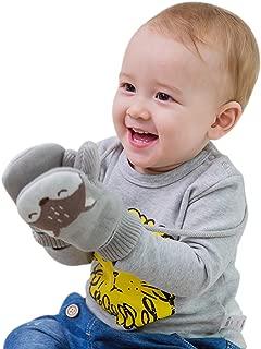 DORRISO Niedlich Fuchs Kinder Fr/ühling Winter Handschuhe F/äustlinge Baby Karikatur Fausthandschuh mit Warm Wolle f/ür 1-6 Jahre Kinder Spielen Skifahre