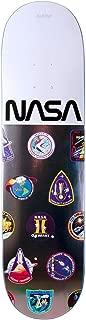 Habitat NASA Logo Array 8 Inch Skateboard Deck
