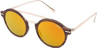 هورسيس نظارة شمسية للجنسين - برتقالي، .E.752C3