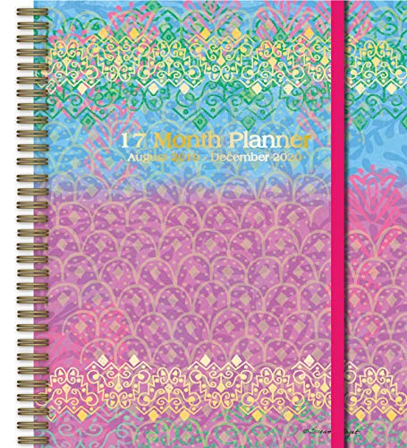 Wells Street by LANG WSBL Bohemian 2020 Deluxe Planner (20997061032) Personal Organizer (20997061032)