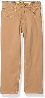 LEE Boys' Little Performance Series Extreme Comfort Straight Fit Jean, Bourbon, 7X Slim