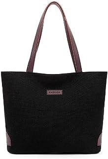 Canvas Tote Bag for Women Women Laptop Tote Bag Shoulder Bag Shopping Tote Bag