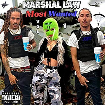Marshall Law Most Wanted, Vol. 1