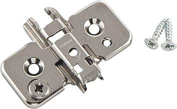 Blum Clip montageplaat voor Clip top meubelscharnieren Montageplaat; 2 stuks 2 Stuk