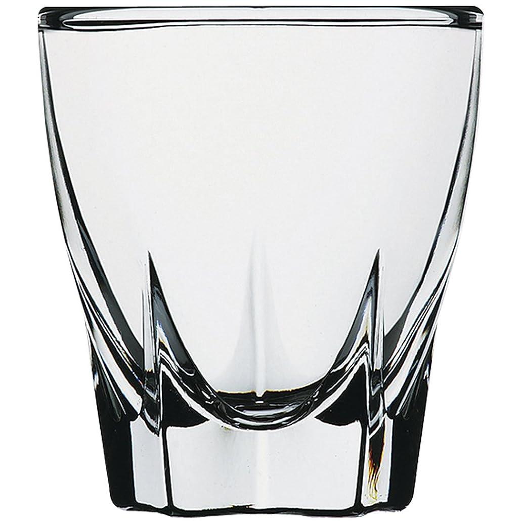 同僚出くわすフルーツ山下工芸 グラス キャメロット60ショット 5.4×5.4×6.1cm 13262000