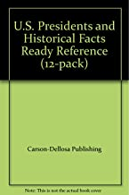 U.S. Presidents and Historical Facts Ready Reference (12-pack)