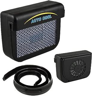 مكيف هواء صغير صديق للبيئة يعمل بالطاقة الشمسية سهل التركيب ومكيف هواء السيارة وتهوية الهواء