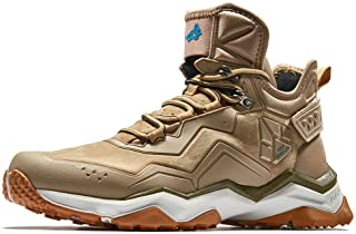 Men's Mid Multifunctional V-tex Waterproof Hiking Boots Outdoor Shoes