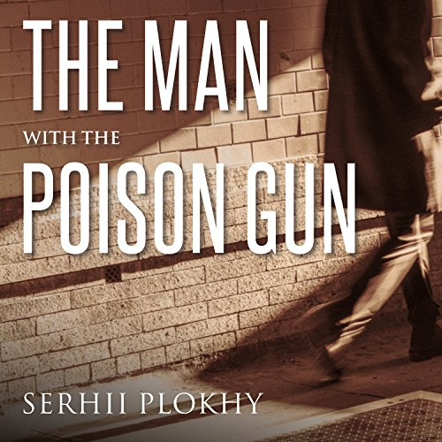 The Man with the Poison Gun audiobook cover art