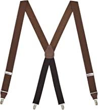 SuspenderStore Men's Bangkok Silk Suspenders - Button (8 Colors)