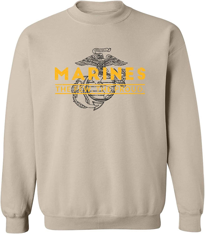 Marines The Few. The Proud. Crewneck Sweatshirt