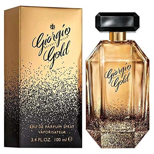 Giorgio Beverly Hills Giorgio Gold 100 ml Eau de Parfum EDP Limited Edition