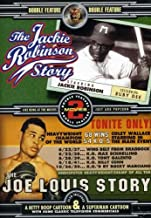 The Jackie Robinson Story/The Joe Louis Story