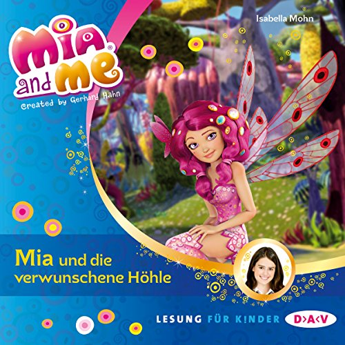 Mia und die verwunschene Höhle Titelbild