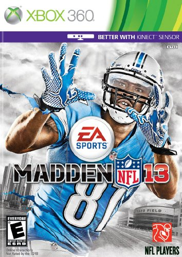 Electronic Arts Madden NFL 13 - Juego
