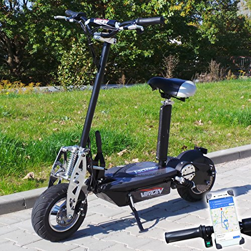 Viron Elektro Scooter 800 Watt E-Scooter Roller 36V / 800W Elektroroller
