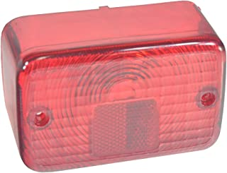 SPI, AT-01053, Taillight Lens for Yamaha ATV's Replaces OEM # 21V-84721-00-00