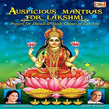Auspicious Mantras for Lakshmi