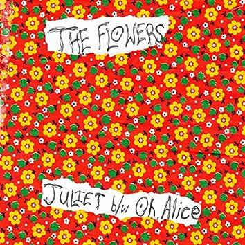 Juliet B/W Oh, Alice