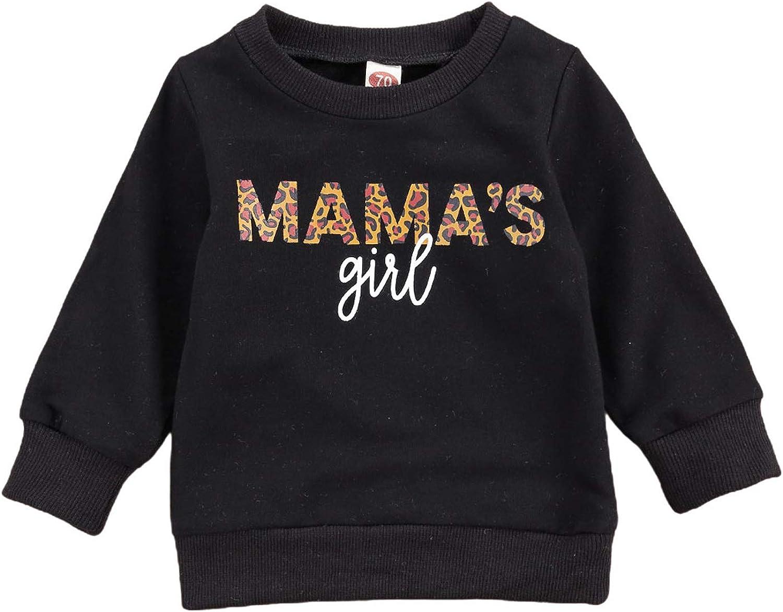 Toddler Baby Boys Girls Crewneck Sweatshirt