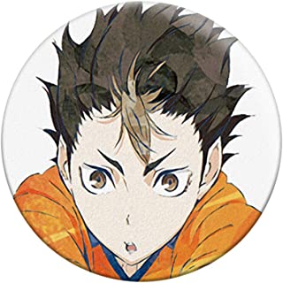 Collection Badges SGOT Anime Haikyuu Brooch Pins Button Badges Metal for Clothing Backpack Pencil Case 5.8cm B-001
