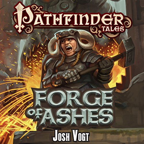 Forge of Ashes audiobook cover art