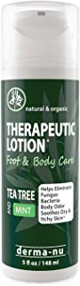Antifungal and Antibacterial Anti-itch Cream - Therapeutic Anti-Fungal Feet and Body Care Relief Lotion to Soothe Eczema, Psoriasis, Itchy Skin Rash, Athlete's Foot, Toe Fungus, Body Acne, Ringworm
