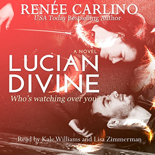 Lucian Divine audiobook cover art