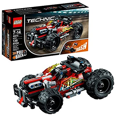 LEGO Technic Bash 42073 Building Kit (139 Pieces)