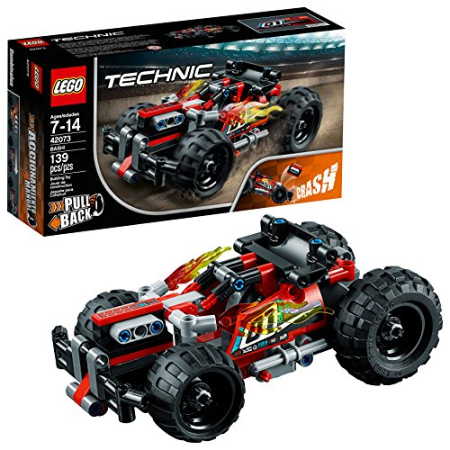 LEGO Technic BASH! 42073 Building Kit (139 Pieces)