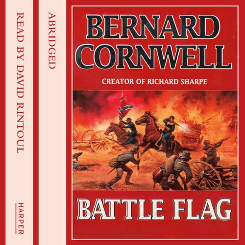 Battle Flag audiobook cover art