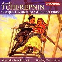 Tcherepnin: The Well-Tempered Cello / Cello Sonatas, Nos. 1-3 (2000-01-07)