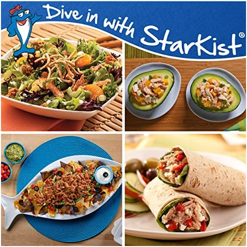 StarKist 25% Less Sodium Solid White Albacore Tuna in Water - 5 oz Can (Packaging May Vary) 5