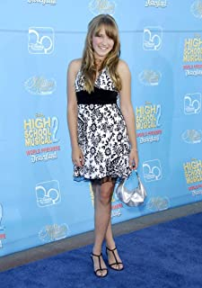 Posterazzi Poster Print Emily Osment at Arrivals for High School Musical 2 Premiere Downtown Disneyland Anaheim Ca August 14 2007. Photo by Michael GermanaEverett Collection Celebrity (16 x 20)