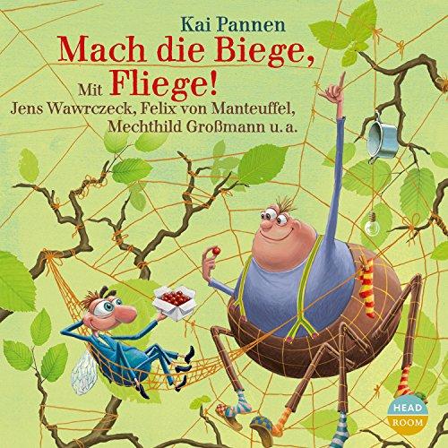 Mach die Biege, Fliege! audiobook cover art