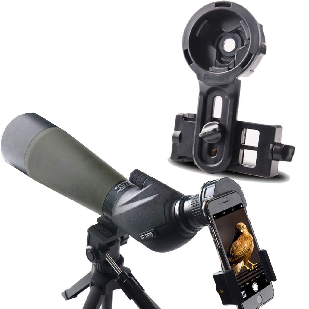 Smartphone Binocular PhoneAdapter Gosky Digiscoping