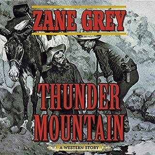 Thunder Mountain cover art