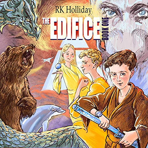 The Edifice audiobook cover art