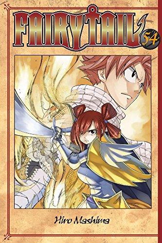 Fairy Tail Vol. 54 (English Edition)