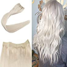 Full Shine Halo Real Hair Extensions 16