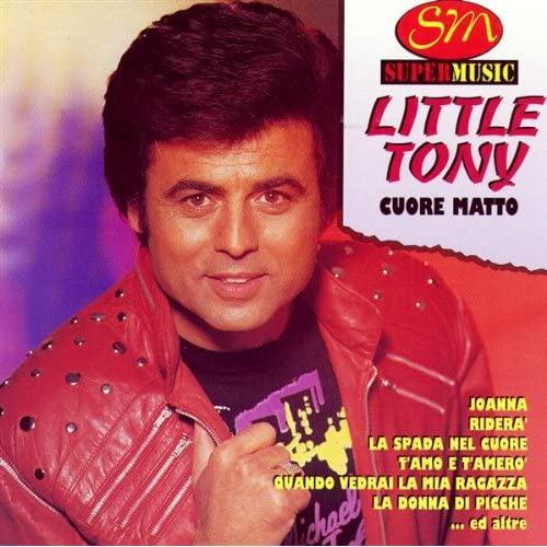 La Spada Nel Cuore By Little Tony On Amazon Music Amazon Com