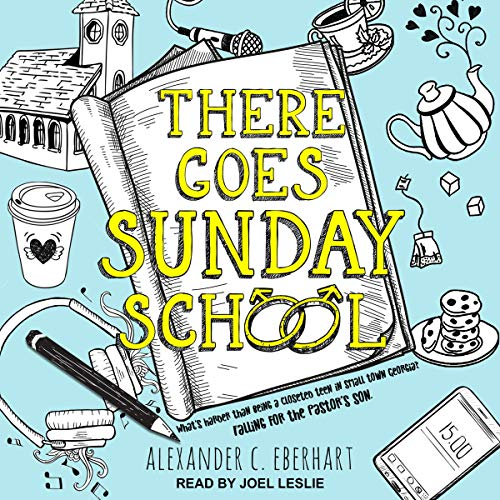 There Goes Sunday School  By  cover art