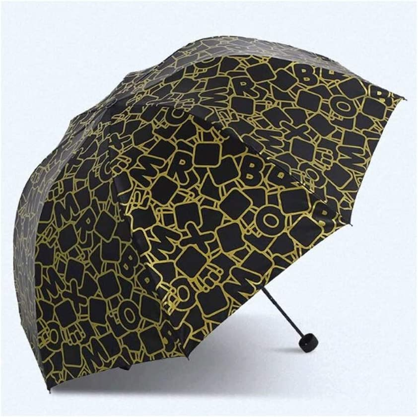 LKYBOA Sun Protection Today's only Manual Time sale Tri-fold Umbrella