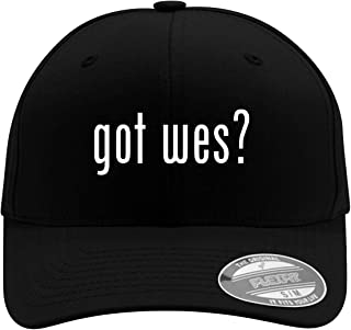 got wes? - Flexfit Adult Men's Baseball Cap Hat