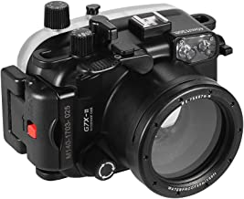 canon g7x housing
